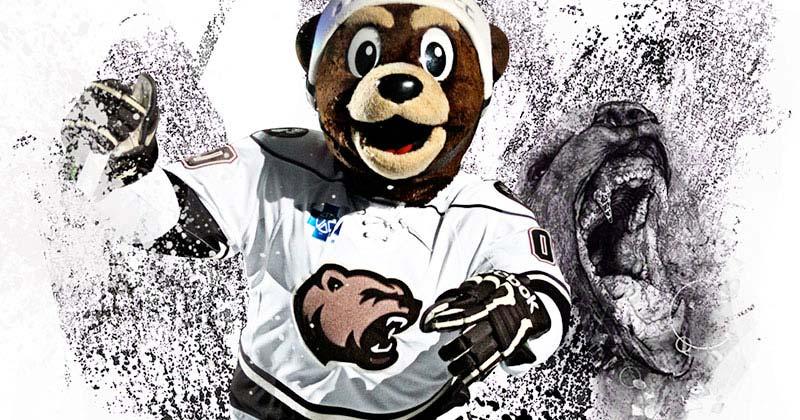 Hershey bears mascot, Coco