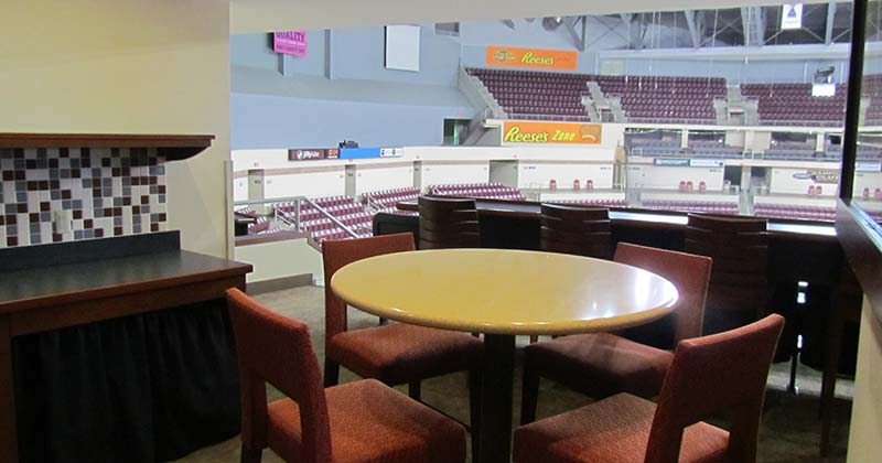 Hershey Bears Suite