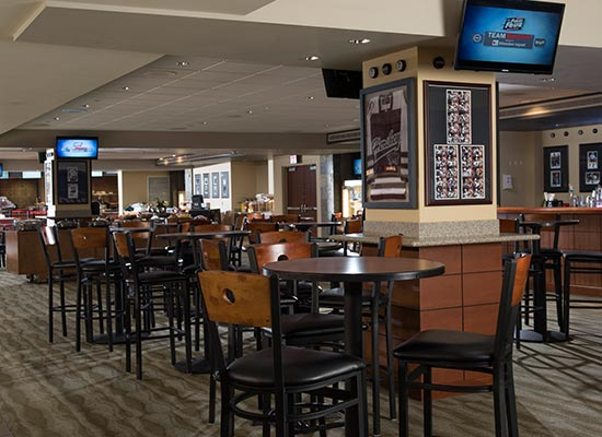 Hershey Bears Club Lounge
