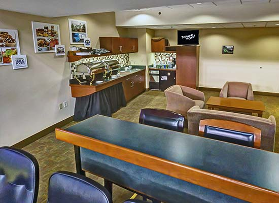 Hershey Bears Luxury Suite